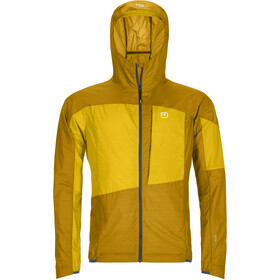 Ortovox Merino Windbreaker Men yellowstone